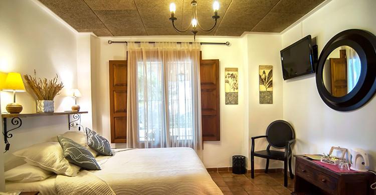 Hotel rural casa bons aires en alcoy - Casa rural alcoy ...