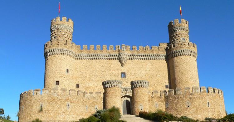 Castillo de Manzanares el Real (iStock)