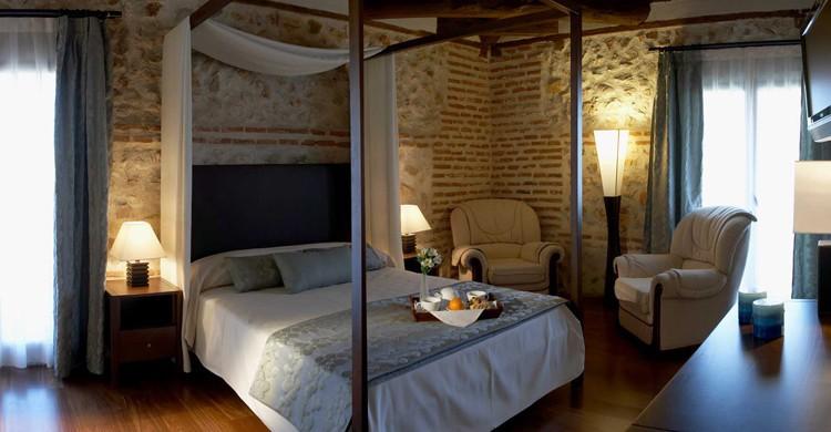 5 hoteles y casas rurales con encanto en la sierra de