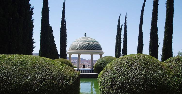 Jardín Botánico-Histórico de Málaga (wikimedia.org)