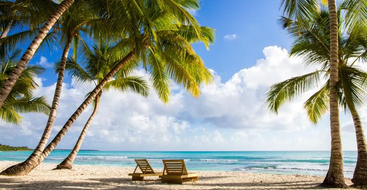 Las playas de la República Dominicana son un auténtico paraíso (iStock)