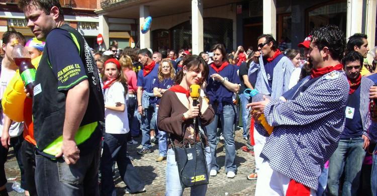 Los lunes de aguas son una romería en Salamanca (Flickr)