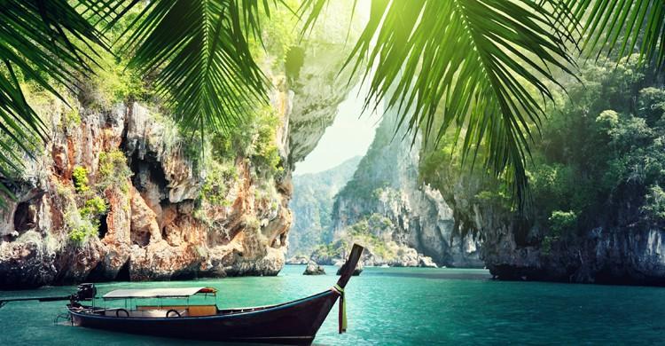 Krabi, en Tailandia (iStock)