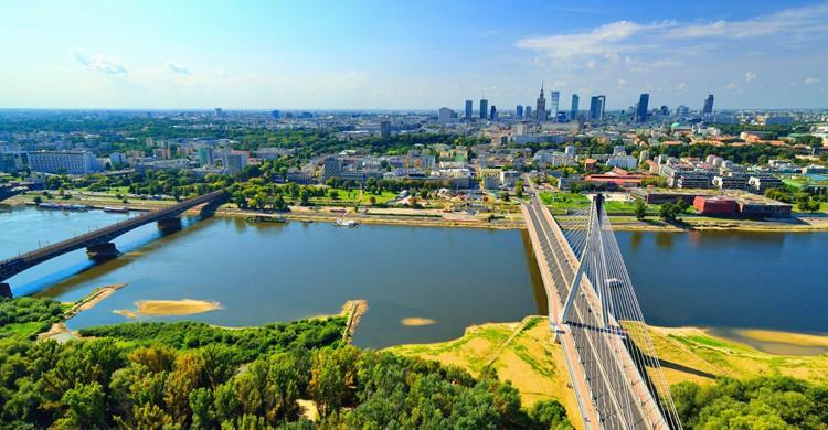 Varsovia (iStock)