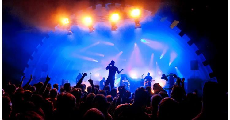 Imagen de un festival de música. Montecruz Foto (Flickr)