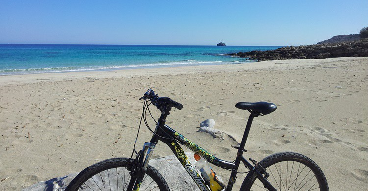 Playa de S'Arenalet, en Mallorca. Morfheos (Flickr)