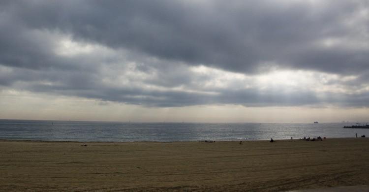 Playa de Llevant de Barcelona. Bobo Boom (Flickr)