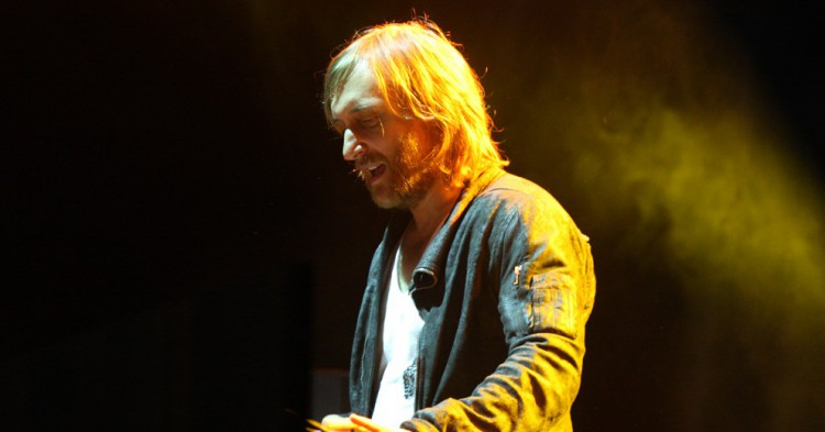 David Guetta. Eva Rinaldi (Flickr)