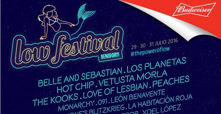 Detalle del cartel del Low Festival (http://lowfestival.es/)