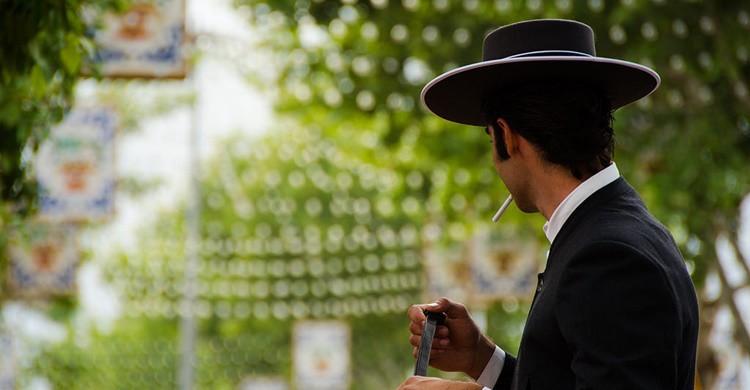 La Feria, en versión masculina. Sandra Vallaure (Flickr)