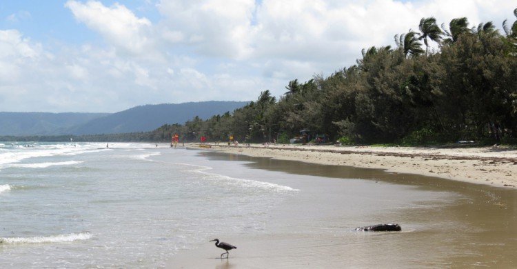 Playa de Four Mile, en Port Douglas. Robert Lindell (Flickr)