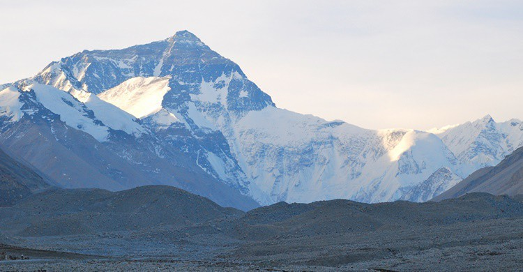 Monte Everest. Gunther Hagleitner (Flickr)
