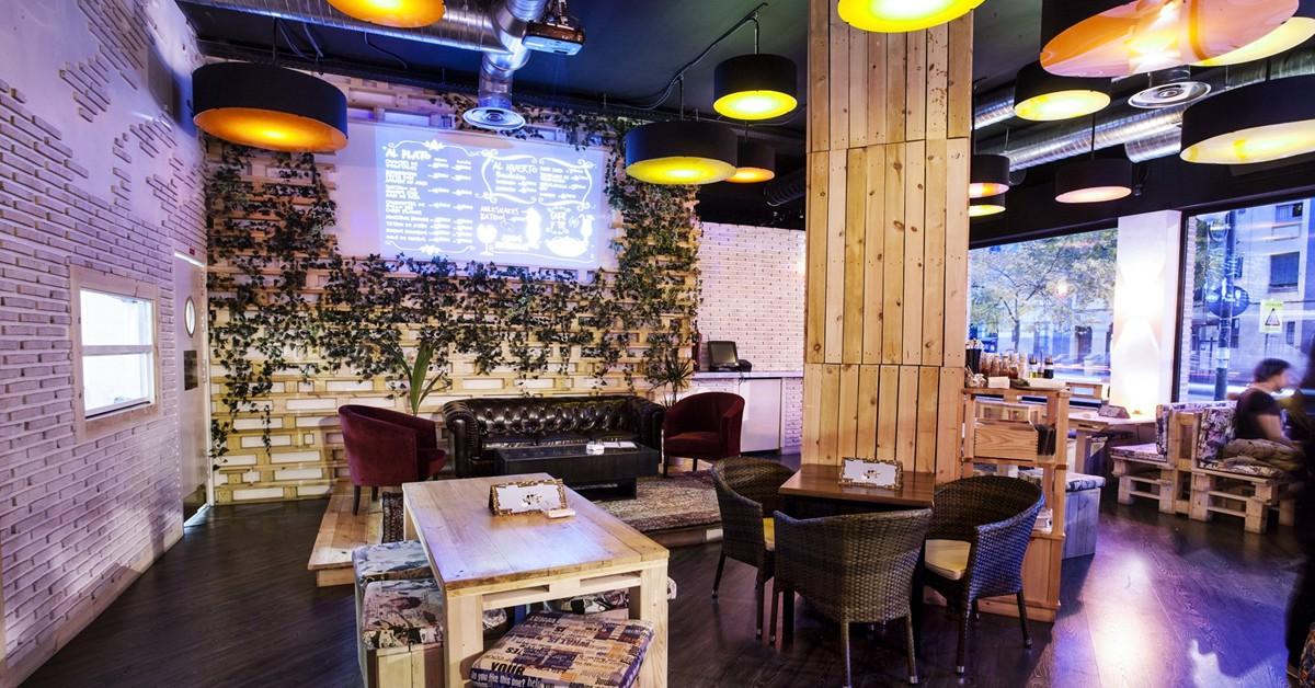 10 bares con cocina abierta todo el d a en madrid el - Hoteles con cocina en madrid ...