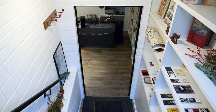 Bajada a la librería. Bartkeby & Co., Facebook