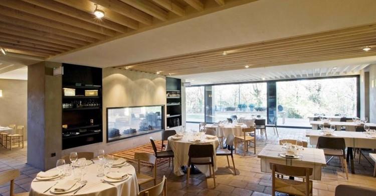 Salón principal. Restaurante Filandón, Google +
