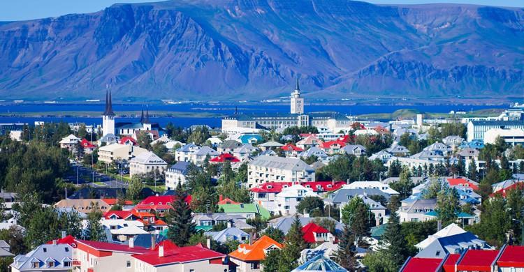 Reykjavik / Islandia (Istock)