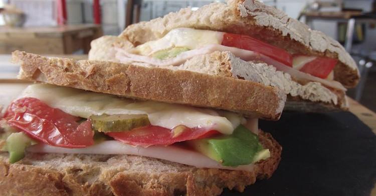 Sandwich (Facebook La Infinito)