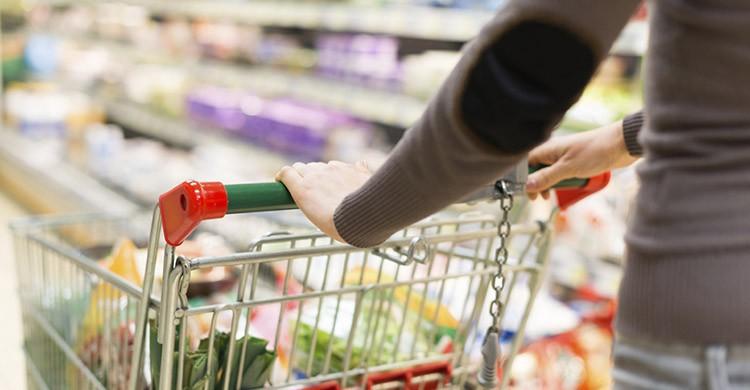 Supermercado, Francia (iStock)