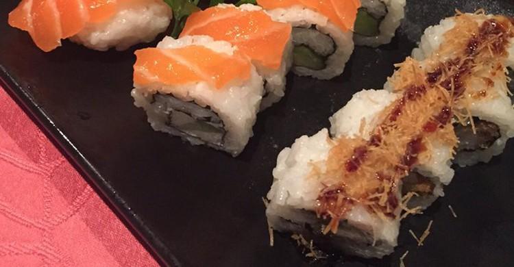 Sushi (Paula A, Yelp)