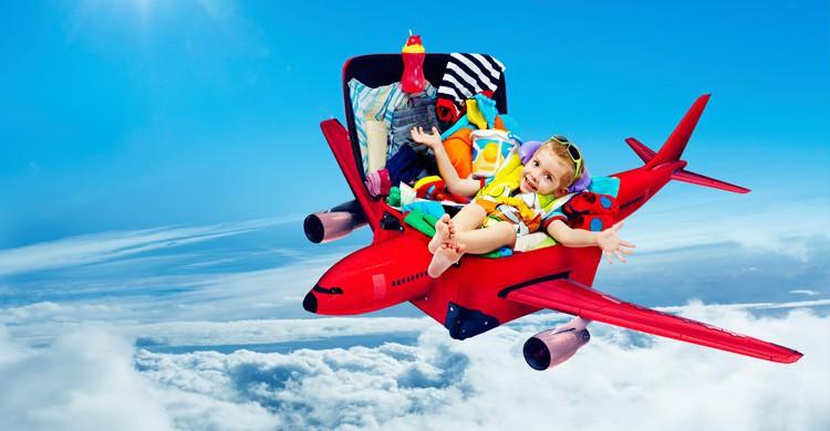 Vacaciones con bebés (Istock)