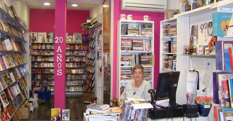 Librería Berkana (Fuente: lesbicanarias.es)