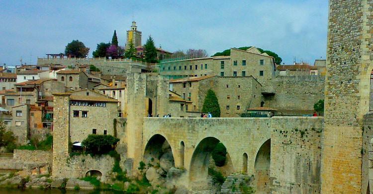 Belasu (Girona), una fantástica escapada rural (Flickr)