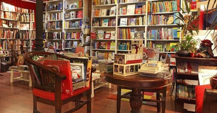 Librería El Dragón Lector (Fuente: duendesenmadrid.com)