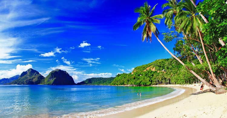 El Nido, en Filipinas (iStock)