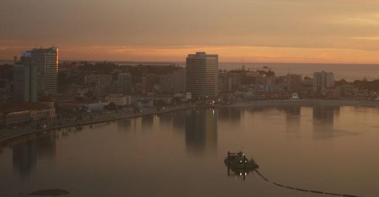 Vistas de Luanda, Angola (Flickr)