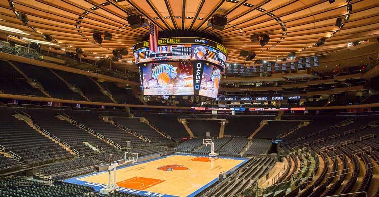 Madison Square Garden, en Nueva York (reporte5.com)