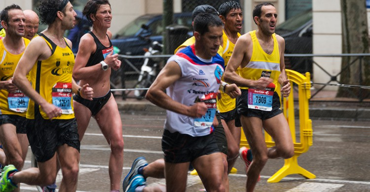 Maratón de Madrid (iStock)
