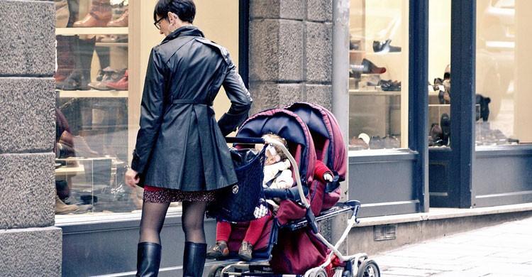Viste a tu madre a la última moda (Flickr)