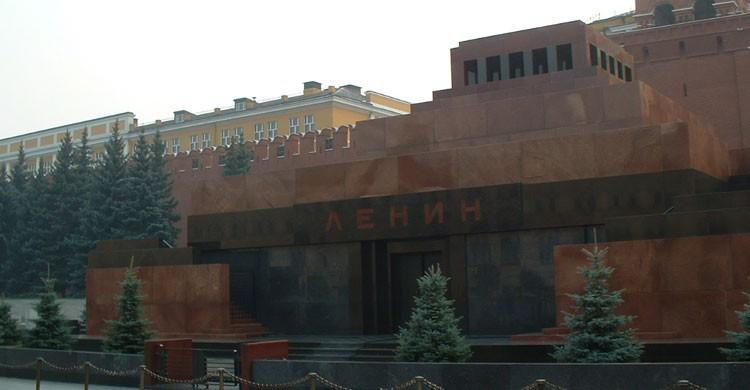 Mausoleo de Lenin en Moscú, Rusia (Flickr)