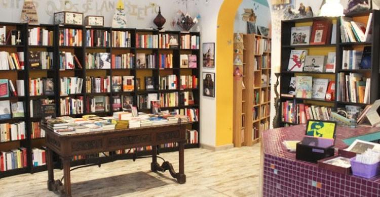 Librería Mujeres y Compañía (Fuente: madriz.com)