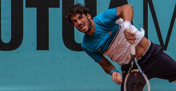 Feliciano López en el Mutua Madrid Open de Tenis 2015 (Flickr)