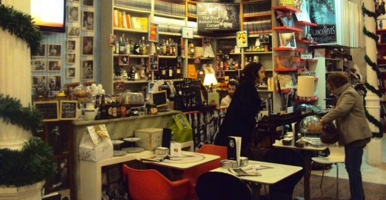 Librería Ocho y Medio (Fuente: dolcecity.com)
