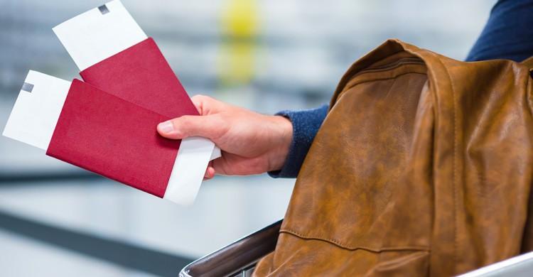 Pasaportes (Istock)