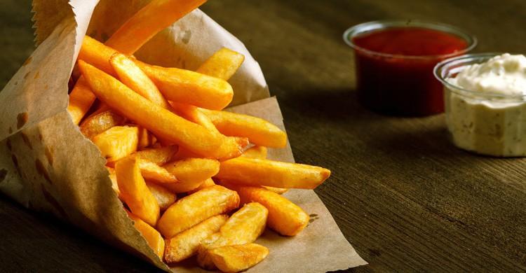 Patatas francesas (Istock)