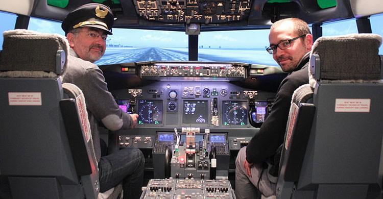 Los pilotos siguen siendo imprescindibles (Flickr)
