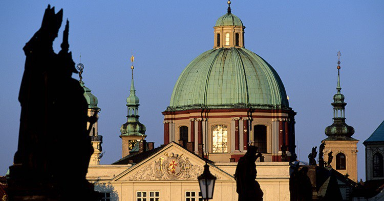 Vistas de Praga - Gtres