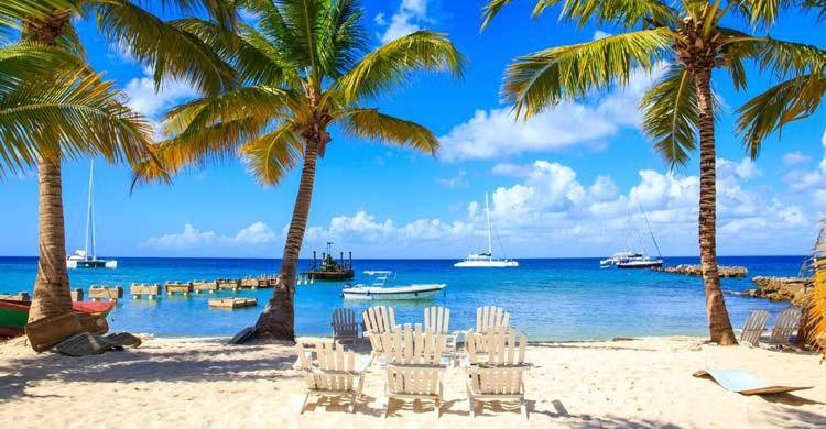 Playa en Punta Cana (iStock)