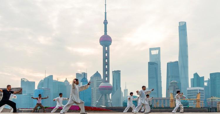 Shanghai (Istock)