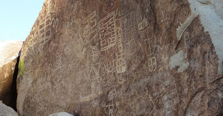 Spirit Rock en Nevada, Estados Unidos (Flickr)