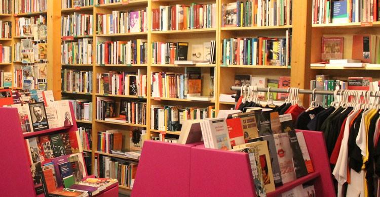 Librería Traficantes de Sueños (Fuente: madridlanea.com)