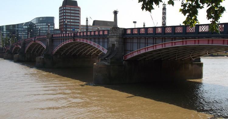 Puente de Lambeth. Oatsy40 (Flickr)