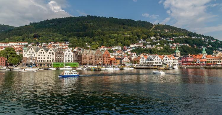 Bergen. Tristan Taussac (Flickr)