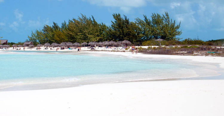Playa de Cayo Largo. Cristian Santinon (Flickr)