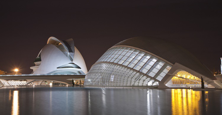 Ciudad de las Artes y de las Ciencias. PEDRE (iStock)