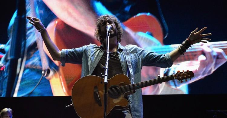 Izal, en concierto. Eva Sánchez Salido (Flickr)