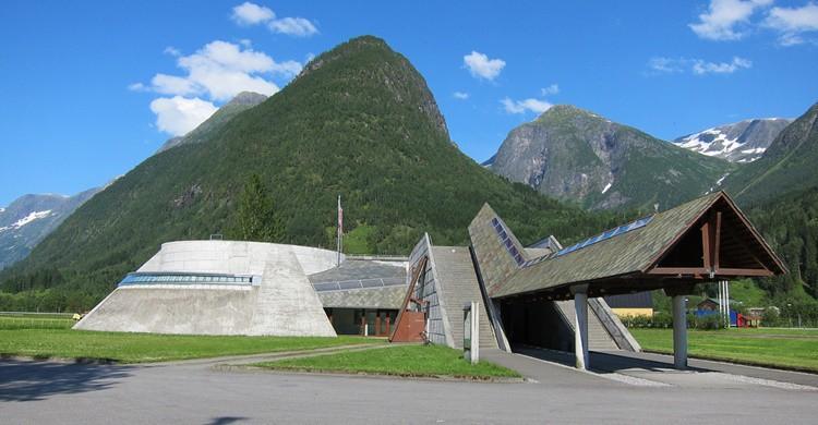 Museo Noruego de los Glaciares. Bosc d'Anjou (Flickr)